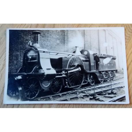 Postkort: Lokomotiv - Eldre postkort
