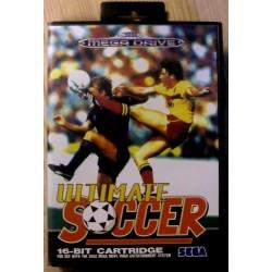 SEGA Mega Drive: Ultimate Soccer