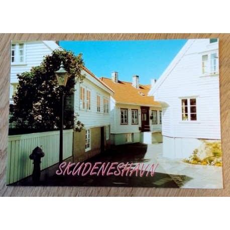 Postkort: Skudeneshavn - Karmøy