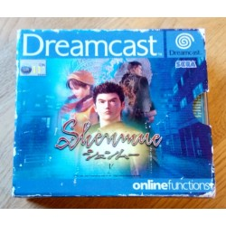 SEGA Dreamcast: Shenmue