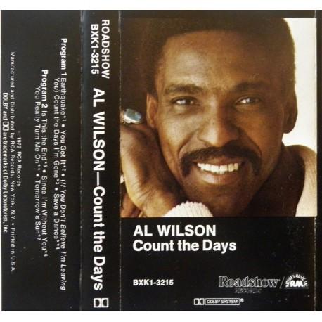 Al Wilson- Count the days