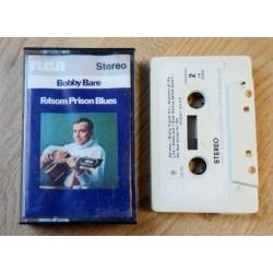 Bobby Bare: Folsom Prison Blues (kassett)