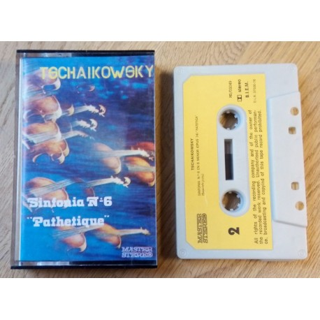 Tschaikowsky - Sinfonia No 6 En B Menor (Opus 74) - Patetica (kassett)
