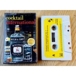 Cocktail International - Vol. 1 (kassett)