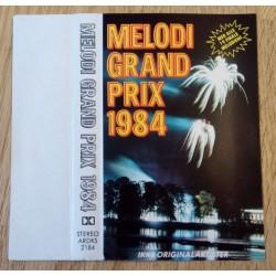 Melodi Grand Prix 1984 (kassett)