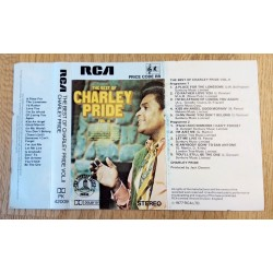 The Best of Charlie Pride Vol. II (kassett)