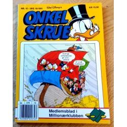 Onkel Skrue: 1991 - Nr. 10 - Bingebråk