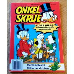 Onkel Skrue: 1992 - Nr. 14 - Birgittes hemmelighet