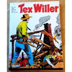 Tex Willer: 1981 - Nr. 15 - Cruzados tegn
