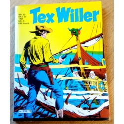 Tex Willer: 1981 - Nr. 12 - Skygger fra fortiden