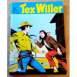 Tex Willer: 1981 - Nr. 11 - Med åpne kort