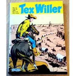 Tex Willer: 1982 - Nr. 12 - Conestoga
