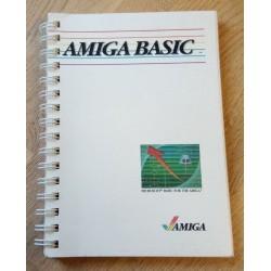 Amiga Basic - Microsoft Basic for the Amiga