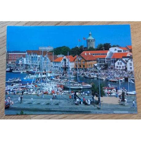 Postkort: Stavanger