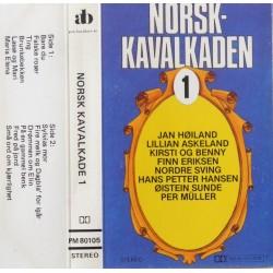 Norsk Kavalkaden 1- Øistein Sunde-Kirsti Sparboe m.fl.