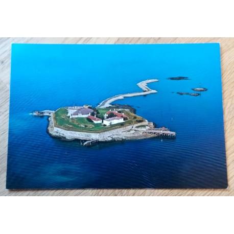 Postkort: Trondheim - Munkholmen