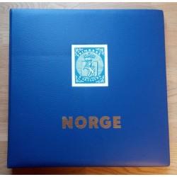 Norge - Frimerkealbum