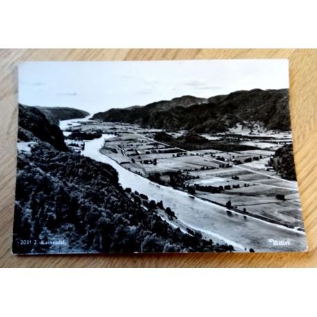 Postkort: Kvinesdal