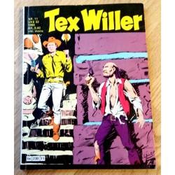 Tex Willer: 1986 - Nr. 11 - Aztekernes gravkammer