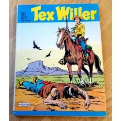 Tex Willer: 1987 - Nr. 8 - Ildvognen