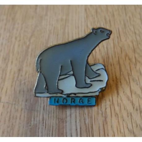 Pin: Isbjørn - Norge