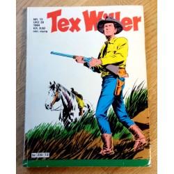 Tex Willer: 1984 - Nr. 13 - Kvegtyvene