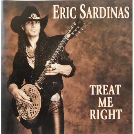 Eric Sardinas- Treat Me Right