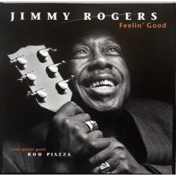 Jimmy Rogers- Feelin' Good (CD)