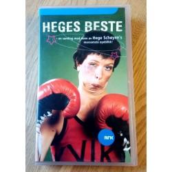 Heges beste - Hege Schøyen (VHS)