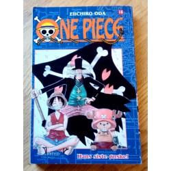 One Piece - Nr. 16 - Hans siste ønske!