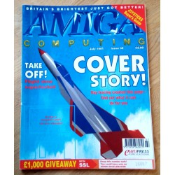Amiga Computing: 1991 - July - Take Off!