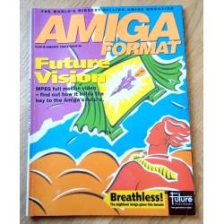 Amiga Format: 1996 - January - Future Vision