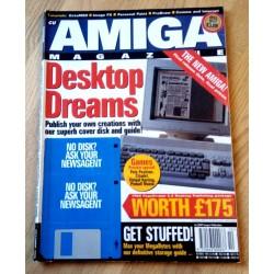 CU Amiga: 1995 - October - Desktop Dreams