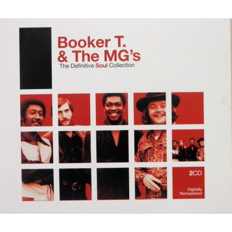 Booker T. & The MG's (2x CD)