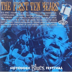 Notodden Blues Festival- The First Ten Years (CD)