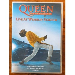 Queen- Live at Wembley Stadium (DVD)