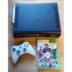 Xbox 360 med 120 GB HD - Komplett med FIFA 13