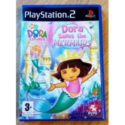 Dora Saves the Mermaids (2K Play) - Playstation 2