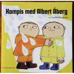 Kompis med Albert Åberg (Lydbok)