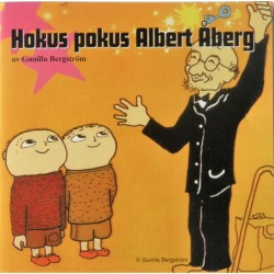 Hokus pokus Albert Åberg (Lydbok)