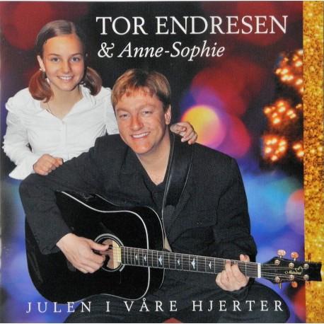 Tor Andresen & Anne-Sohie- Julen i våre hender (CD)