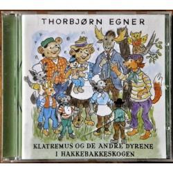 Thorbjørn Egner- Klatremus og de andre dyrene i Hakkebakkeskogen