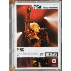 PINK- Live in Europe- Try This Tour (DVD)
