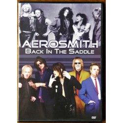 Aerosmith- Back in the Saddle (DVD)