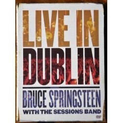 Bruce Springsteen- Live in Dublin (DVD)