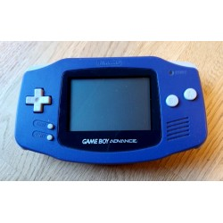 GameBoy Advance - GBA - Spillkonsoll