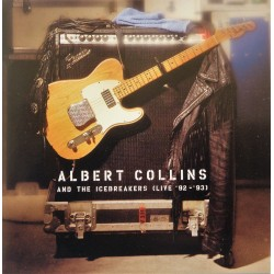 Albert Collins & The Icebreakers- Live (CD)