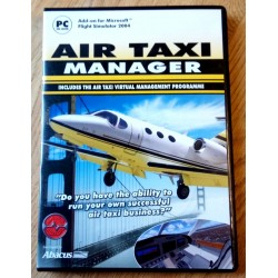 Air Taxi Manager - Add-on for Microsoft Flight Simulator 2004 - PC