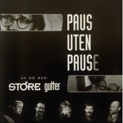 Paus uten pause- (CD)