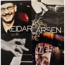 Reidar Larsen- This one's on me (Promo-CD)